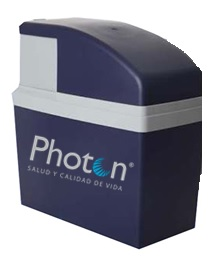 descalcificador de bajo consumo photon para eliminar sales de magnesio y calcio